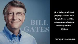 Bill gates coaching