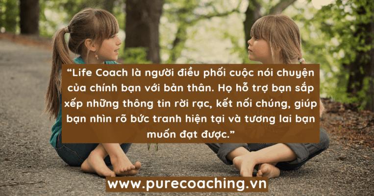 life coach khai vấn